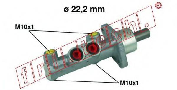 FRI.TECH. PF603 Главный тормозной цилиндр