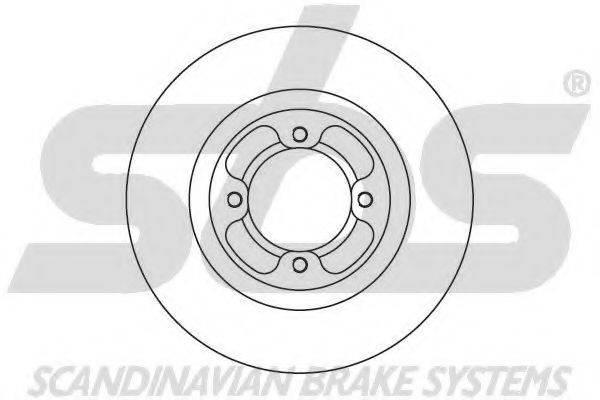 SBS 1815205110 Тормозной диск