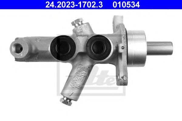 ATE 24202317023 Главный тормозной цилиндр