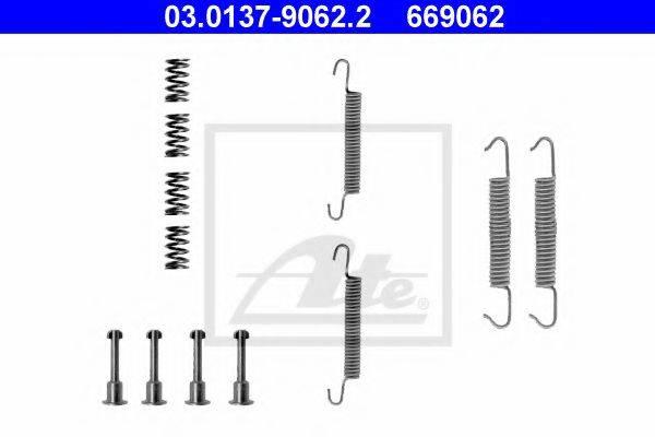 ATE 03013790622 Комплектующие, стояночная тормозная система