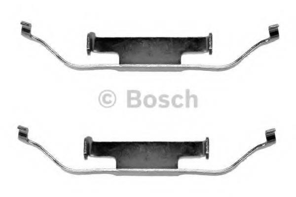 BOSCH 1987474154 Комплектующие, колодки дискового тормоза