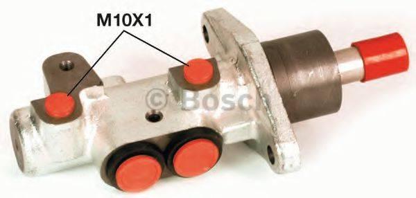 BOSCH 0986480987 Главный тормозной цилиндр