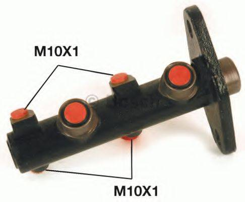 BOSCH 0986480995 Главный тормозной цилиндр