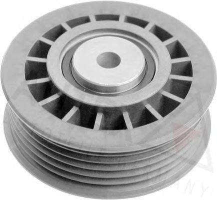 AUTEX 641678 Натяжной ролик, поликлиновой  ремень; Паразитный / ведущий ролик, поликлиновой ремень