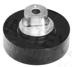 AUTEX 651496 Паразитный / ведущий ролик, поликлиновой ремень
