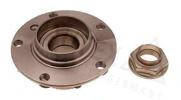 AUTEX 807723 Комплект подшипника ступицы колеса