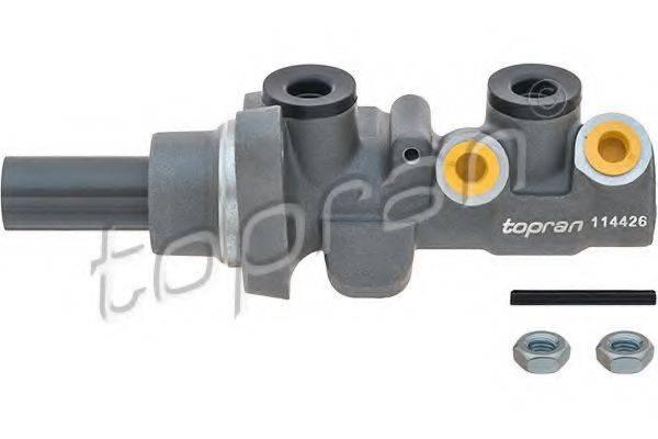 Главный тормозной цилиндр TOPRAN 114 426
