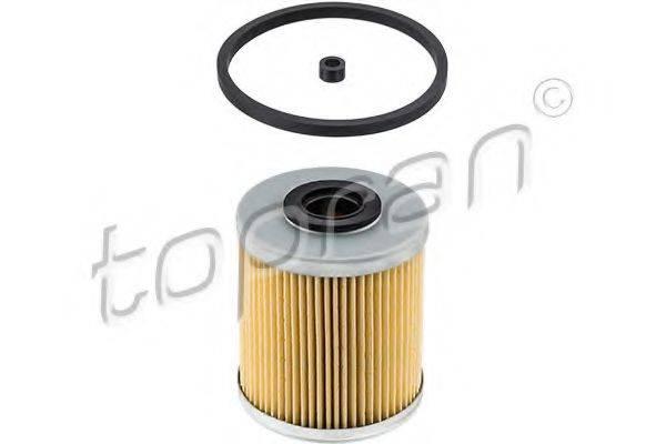 TOPRAN 205628 Топливный фильтр