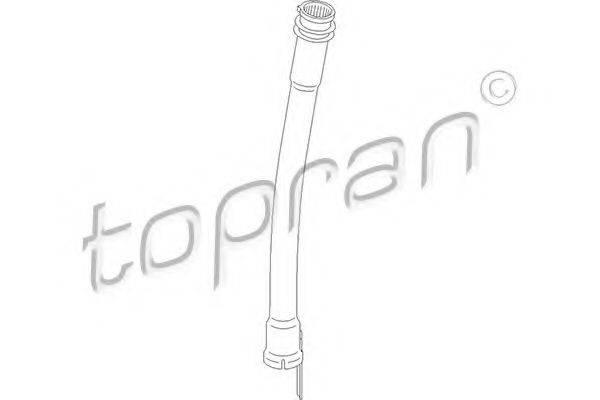TOPRAN 110049 Воронка, указатель уровня масла