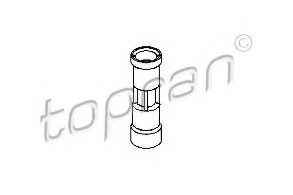 TOPRAN 101024 Воронка, указатель уровня масла