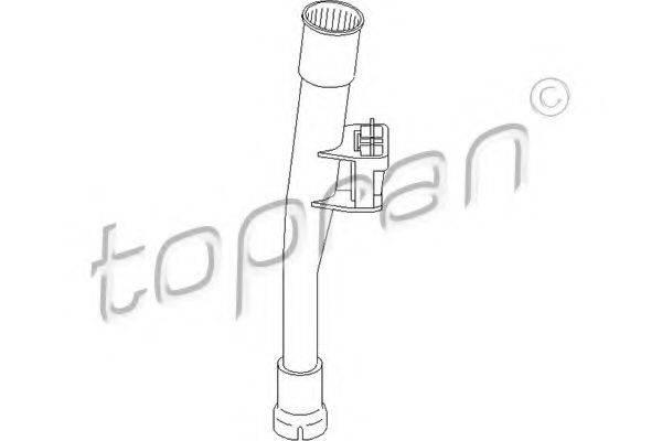 TOPRAN 109617 Воронка, указатель уровня масла
