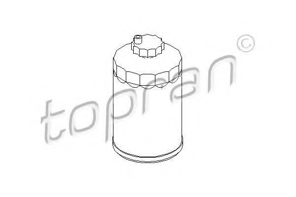 TOPRAN 101460 Топливный фильтр