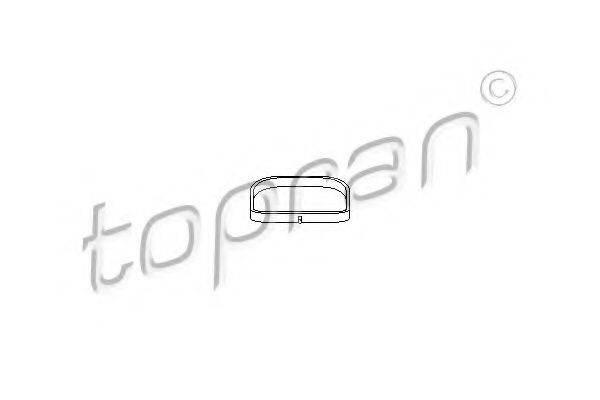 TOPRAN 302264 Прокладка, впускной коллектор
