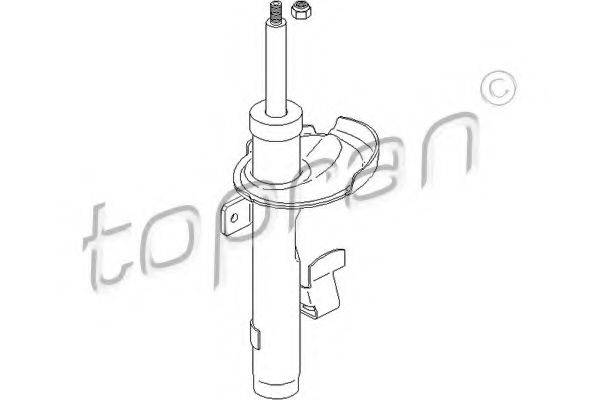 TOPRAN 302560 Амортизатор