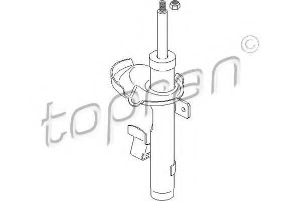 TOPRAN 302467 Амортизатор