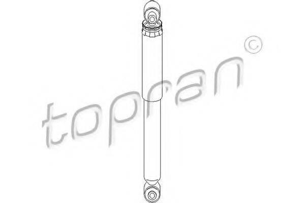 TOPRAN 302454 Амортизатор