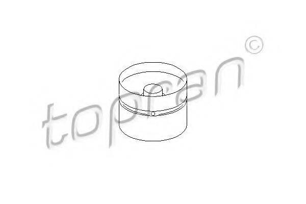 TOPRAN 500887 Толкатель