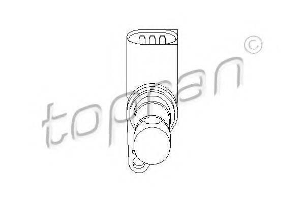 TOPRAN 501442 Датчик частоты вращения, управление двигателем