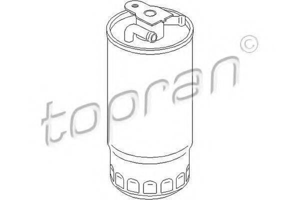 TOPRAN 500897 Топливный фильтр