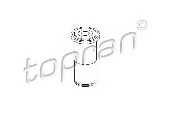 TOPRAN 500153 Втулка, вал рычага поворотного кулака