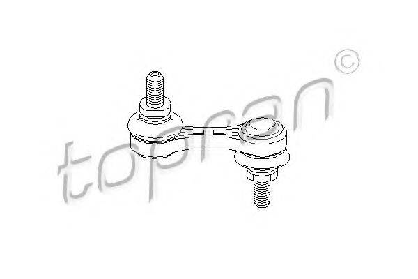TOPRAN 500160 Тяга / стойка, стабилизатор