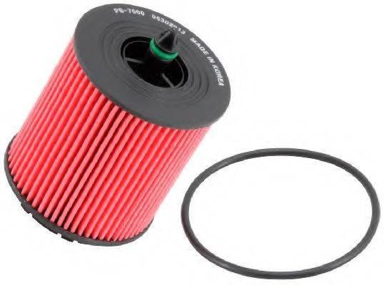 K&N FILTERS PS7000 Масляный фильтр