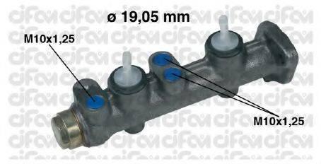 CIFAM 202009 Главный тормозной цилиндр