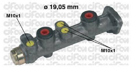 CIFAM 202028 Главный тормозной цилиндр