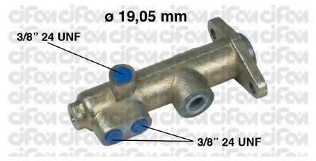 CIFAM 202034 Главный тормозной цилиндр