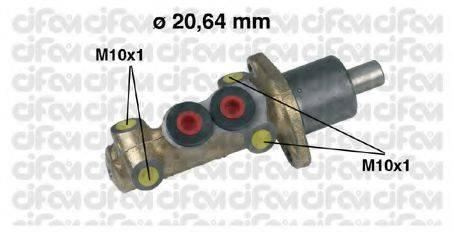 CIFAM 202059 Главный тормозной цилиндр