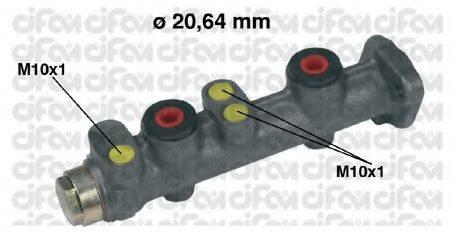 CIFAM 202066 Главный тормозной цилиндр