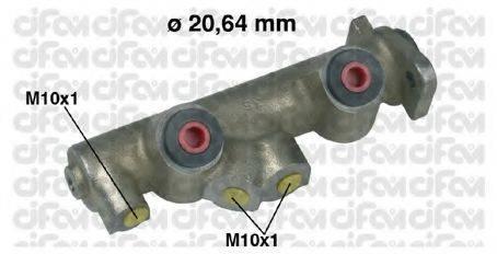 CIFAM 202070 Главный тормозной цилиндр