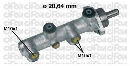 CIFAM 202129 Главный тормозной цилиндр