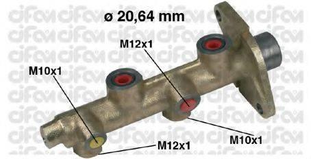 CIFAM 202135 Главный тормозной цилиндр