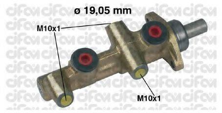CIFAM 202138 Главный тормозной цилиндр