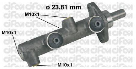 CIFAM 202159 Главный тормозной цилиндр