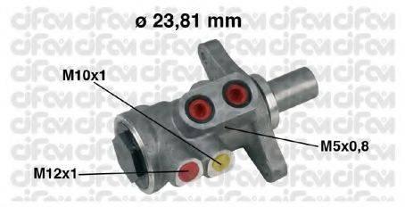 CIFAM 202448 Главный тормозной цилиндр