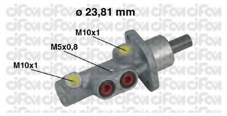CIFAM 202452 Главный тормозной цилиндр