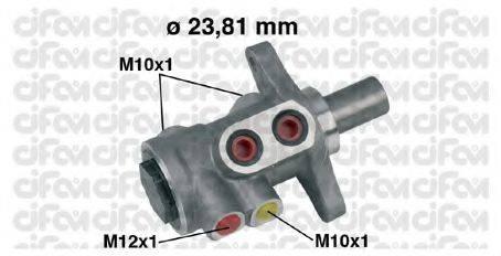 CIFAM 202455 Главный тормозной цилиндр