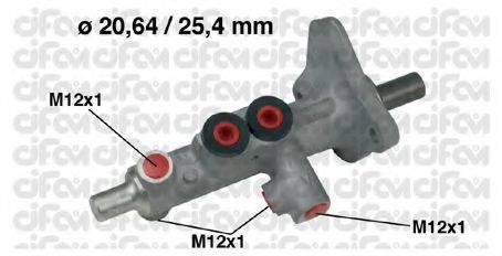 CIFAM 202628 Главный тормозной цилиндр