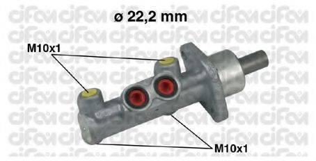 CIFAM 202637 Главный тормозной цилиндр