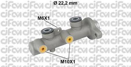 CIFAM 202763 Главный тормозной цилиндр