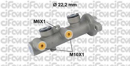 CIFAM 202654 Главный тормозной цилиндр