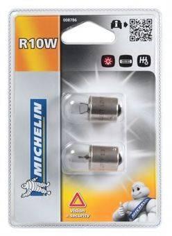 MICHELIN 008786 Лампа накаливания, фонарь указателя поворота; Лампа накаливания, фонарь освещения номерного знака; Лампа накаливания, фара заднего хода; Лампа накаливания, задний гарабитный огонь; Лампа накаливания, стояночные огни / габаритные фонари