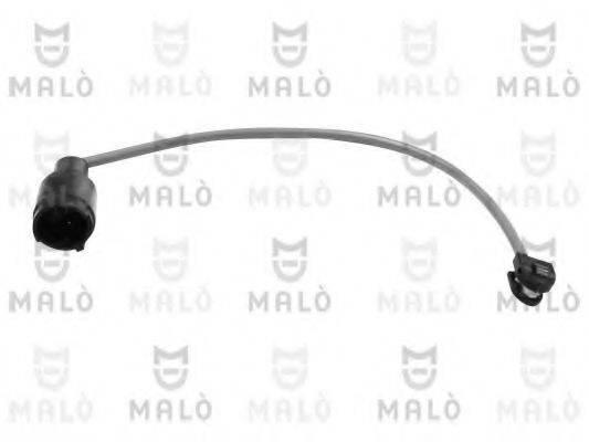 MALO 124044 Сигнализатор, износ тормозных колодок