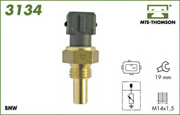 MTE-THOMSON 3134 Датчик, температура охлаждающей жидкости