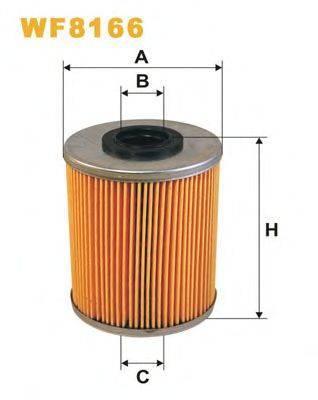 WIX FILTERS WF8166 Топливный фильтр
