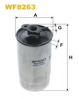 WIX FILTERS WF8263 Топливный фильтр