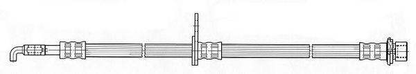 CEF 512400 Тормозной шланг