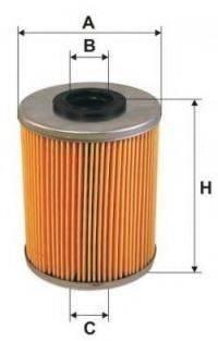 UNIFLUX FILTERS XN531 Топливный фильтр